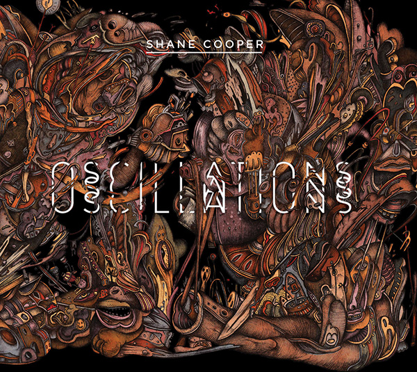 Oscillations Front Cover