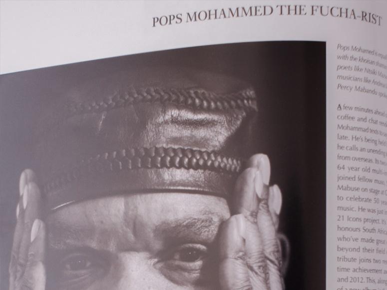 Pops Mohammed