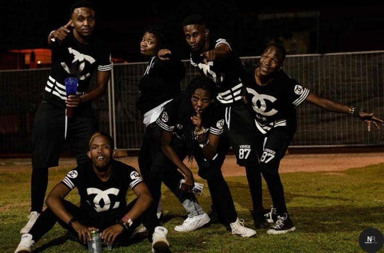 Supreme-I Dance Crew (w/ DJ Sharmaine Vera)