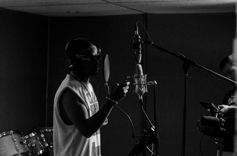 K.O. in studio