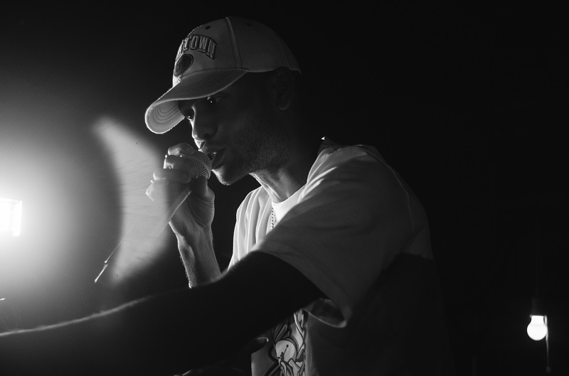Performance @ Kool Out, Johannesburg, 2015