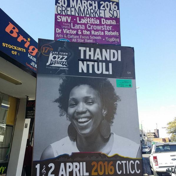 thandi ntuli for jazzfest