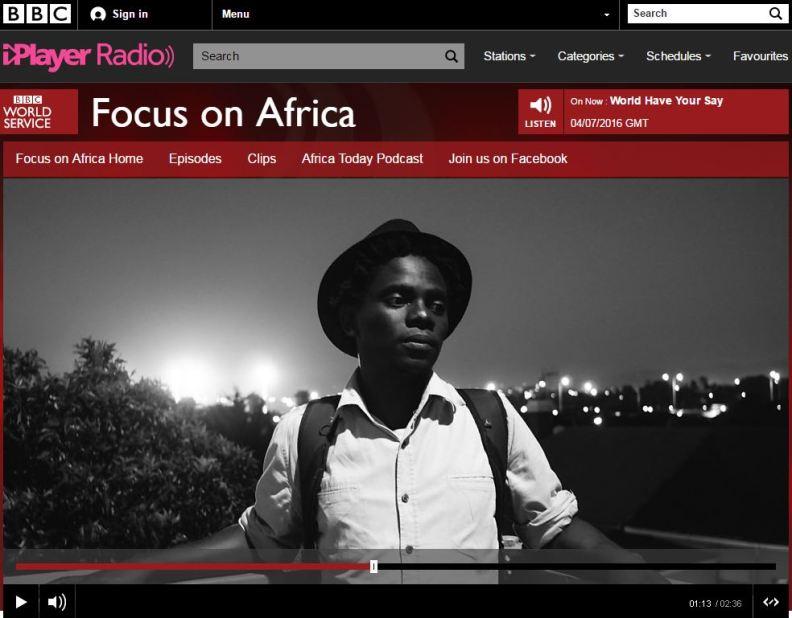 lidudumalingani on bbc